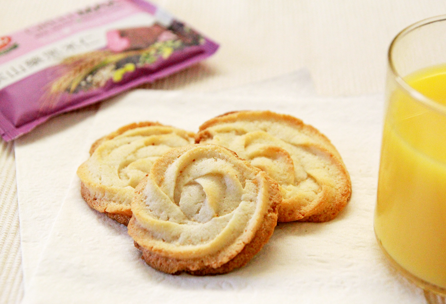 Cream Cheese Swirl Cookies - Savoring Spoon — Savoring Spoon