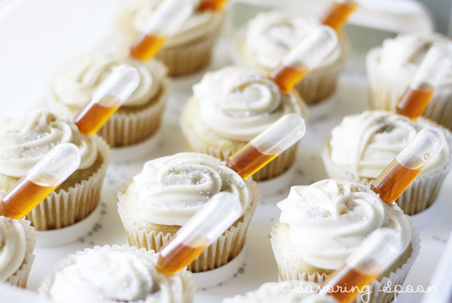 pipette cupcakes - all cupcakes