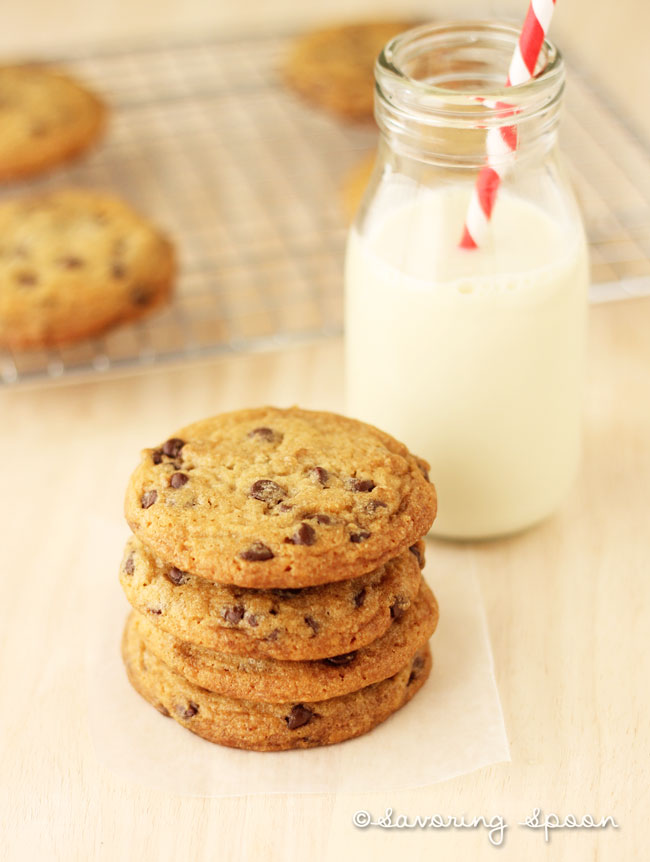 Chloe's Chocolate chip cookies